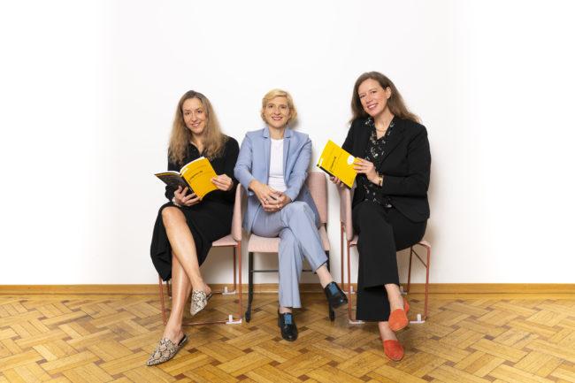 Litigation PR Buch, Herausgeberinnen: Anna Harmer, Nicole Bäck-Knapp, Nele Renzenbrink