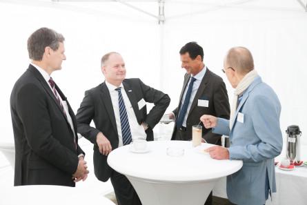 E&P Business Breakfast mit Doug Pinkham, (c) E&P Michalsky