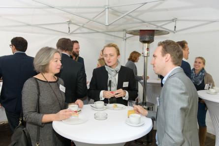 E&P Business Breakfast mit Harry Gatterer, Geschäftsführer Zukunftsinstitut Österreich