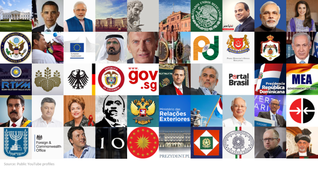 Collage_Twiplomacy 2016_YouTube