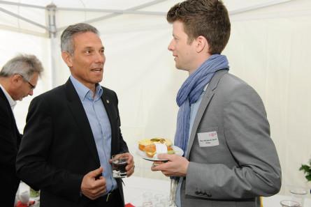 E&P Business Breakfast mit Michael Krammer, Fotos: (c) E&P / Kurt Kainrath
