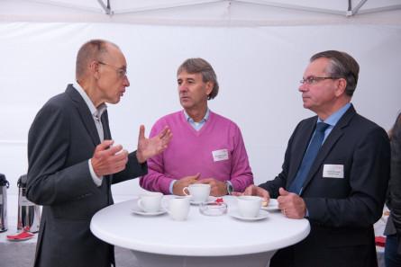 Medienmarkt im Umbuch, Prof. Karmasin beim E&P Business Breakfast, (c) E&P/Kurt Keinrath
