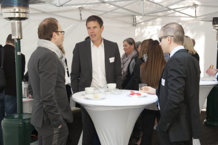 Dr. David Bosshart, Zukunft des Handels, E&P Business Breakfast