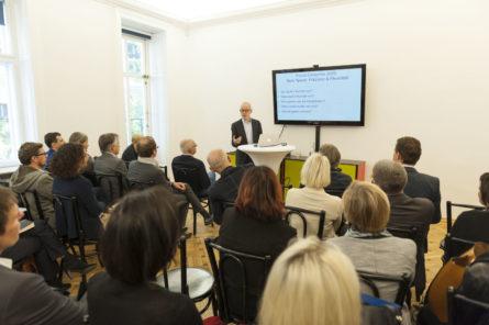 Dr. David Bosshart, Zukunft des Handels, E&P Business Breakfast