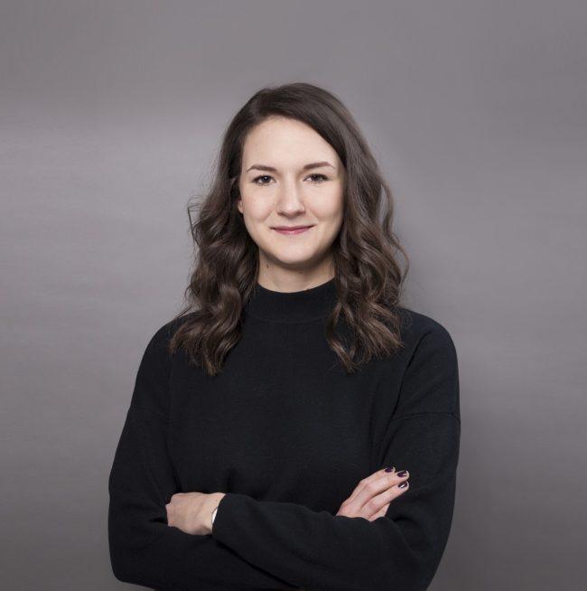 Julia Nemetz, E&P Team