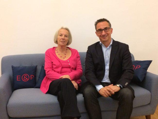 Anneliese Rohrer, Axel Zuschmann - E&P Am Sofa