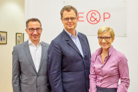 E&P Business Breakfast mit Harald Katzmair