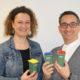 Sandra holzinger (ARA) und Axel Zuschmann (E&P)