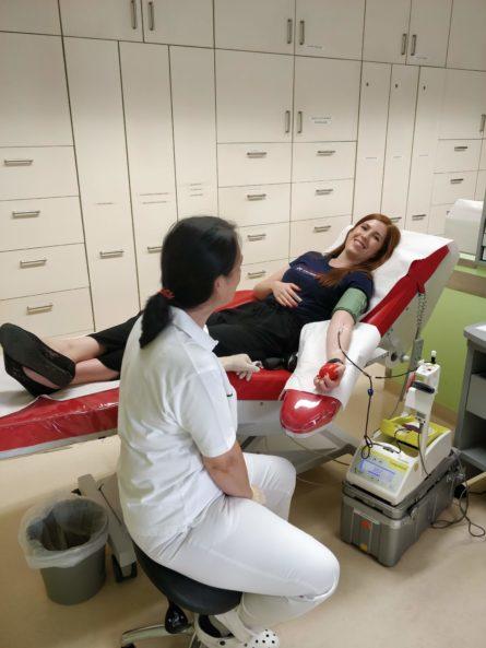 E&P 20 Jahre 20 Taten: Blutspenden