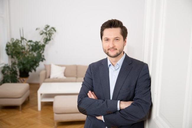 c) www.annarauchenberger.com / Anna Rauchenberger  - Wien, Oesterreich, 18.02.2015 -  Damian Izdebski
