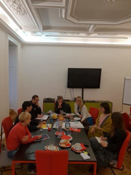 E&P 20 Jahre 20 Taten: Workshop neunerhaus
