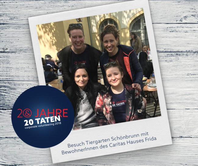 20 Jahre 20 Taten_Zoo Schönbrunn