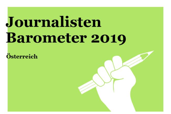 journalistenbarometer 2019, Teil2