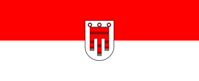 Flagge Vorarlberg