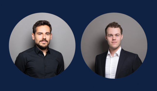 Florian Hajek, Eike Steenken - Ecker & Partner
