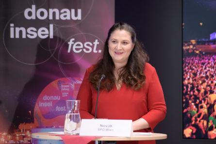 Virtuelle Pressekonferenz zum Donauinselfest 2020
