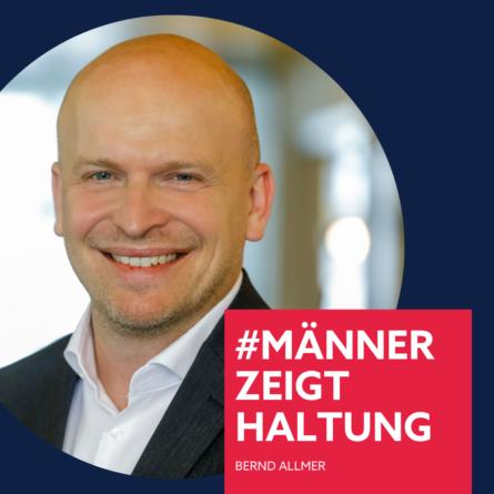 Bernd Allmer, #männerzeigthaltung