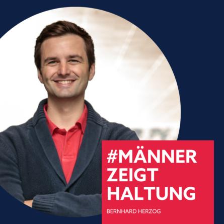 Bernhard Herzog, #männerzeigthaltung