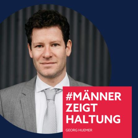 Georg Hummer, #männerzeigthaltung