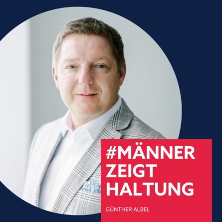 Günther Albel, #männerzeigthaltung