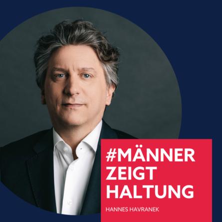 Hannes Havranek, #männerzeigthaltung