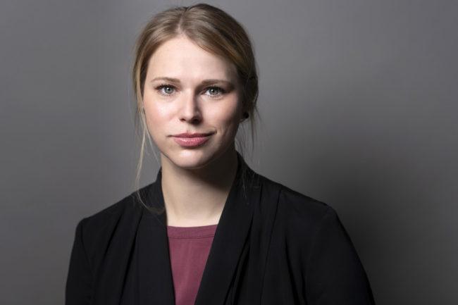 Lisa Pernkopf, Senior Consultant bei E&P